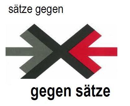 1. Termin: Münsterschwarzacher Werkstatttage 2020 - Gegensätze