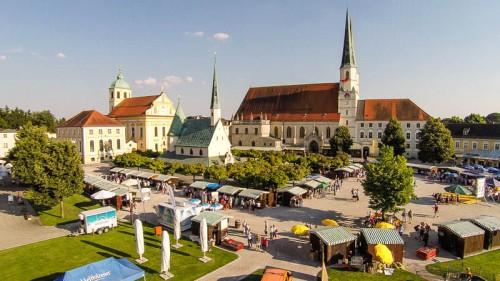 Abgesagt: Klostermarkt Altötting