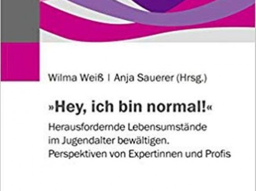 """BuchBesuch: """"Hey ich bin normal"""""""