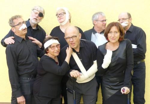 """Premiere des Kirchenkabaretts """"Cherubim"""""""