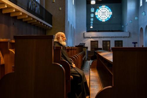 Gottesdienst mit P. Anselm Grün