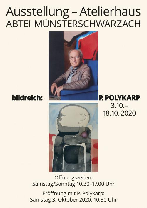 Offenes Atelier und Ausstellung mit P. Polykarp
