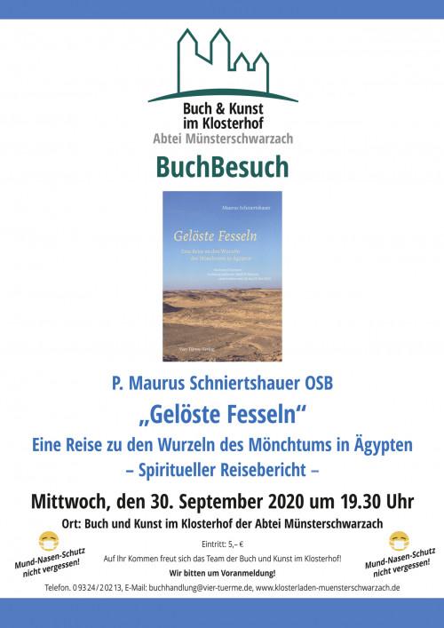 """BuchBesuch: """"Gelöste Fesseln"""""""