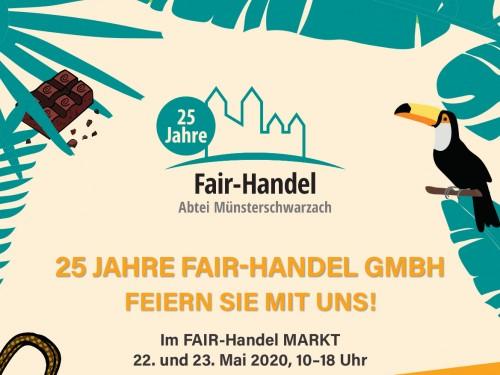 25 Jahre Feier - Fair-Handel GmbH