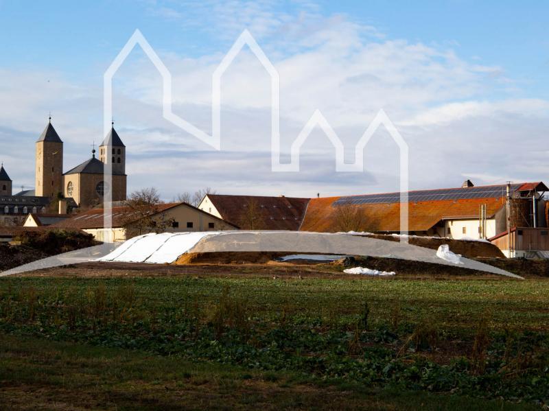 Landwirtschaft Münsterschwarzach